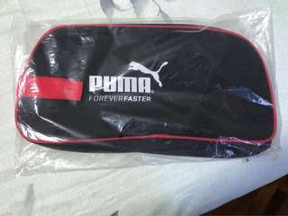 Puma Shoe Bag (authentic & brand new)