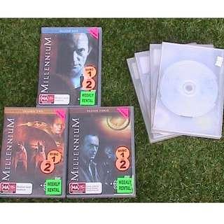 Millennium DVD TV Series