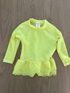 Baby Swimming Top