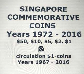 Singapore Coin Collection