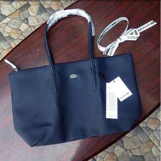Lacoste Horizontal Tote for Her
