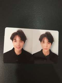 WTT BTS LOVE YOURSELF TEAR R VERSION SUGA