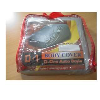 Body cover nissan march