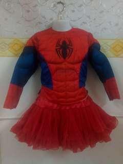 Spiderman costume