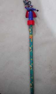 Disney 【絕版*全新】迪士尼反斗奇兵 Toy Story Zurg Pencil 鉛筆 文具