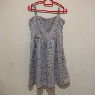 Valleygirl Crotchet Dress
