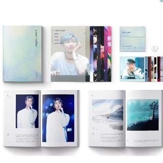 [SHARE] Namjoon RM 'Your Color' fansite support