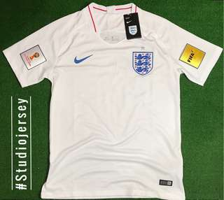 England Home jersey FIFA World Cup 2018 Replica