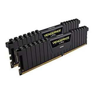 Corsair Vengeance LPX 8GB (2x4GB) DDR4 DRAM 2400MHz (PC4 19200) C16 Memory Kit