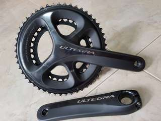 Shimano Ultegra 6800 Compact 11 Speed Chainset