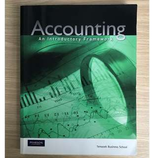 TEMASEK BUSINESS SCHOOL Accounting: An Introductory Framework