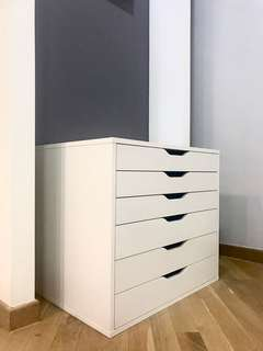 Ikea 6 Drawer Unit
