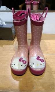 🚚 小孩雨鞋