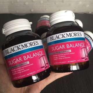 ✨澳洲Blackmores血糖平衡片,血糖雙向調節片,血糖低的人有助於提升血糖 💝 血糖高的人有助於降低血糖 👏 ❤️糖尿病人也可以用它來輔助調節血糖水平,降低胰島素抗性,但絕不能替代藥物治療喔 💁 另外,血糖高不一定是糖尿病💜但是糖尿病的前兆,服用這款產品可以大大降低患糖尿病風險🌸