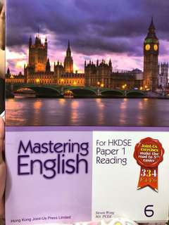 全新Mastering English Reading Exercise