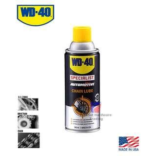 WD-40 Specialist Automotive Chain Lube-360ml