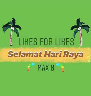Likes For Likes l4l