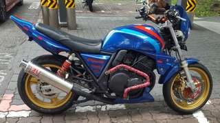 For Rent Super 4 (2A bike)