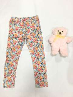Zara Girl Pants 6-7Y