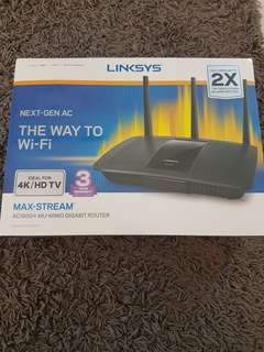 Linksys AC1900 Router
