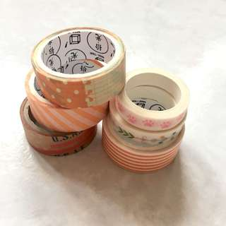 Washi Tape - Used Clearance