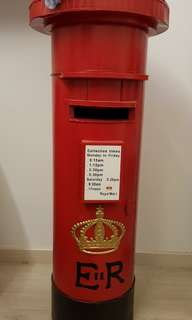 Rental hongbao box, postage stand, royal mailbox for events or wedding
