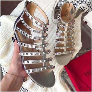 Valentino authentic gladiator shoes 36-40