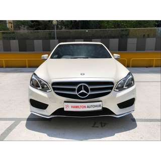 MERCEDES BENZ E200 SEDAN EDITION E (R18 LED)