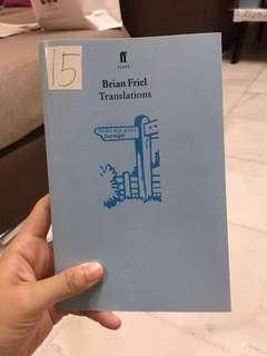 Translations Brian Friel