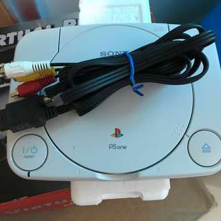 Sony PS1 And Free Gun