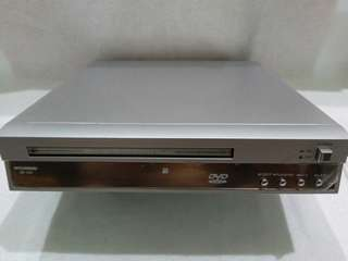 DVD Player  only (Hyundai DM-306)(22x24cm)