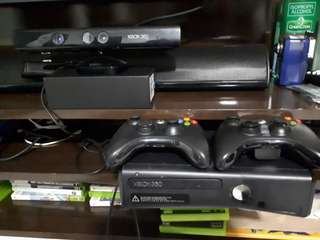 Xbox 360 S Kinect Games