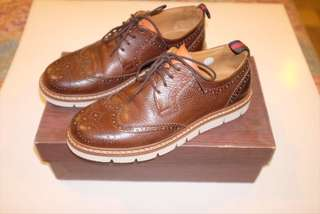 Ambitious Brogue Shoes ( Sepatu Formal )