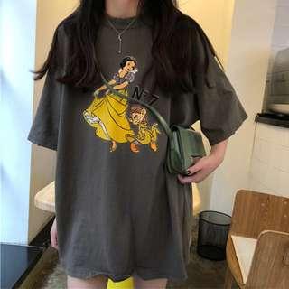 全新 女裝 Q669491 短袖T恤衫