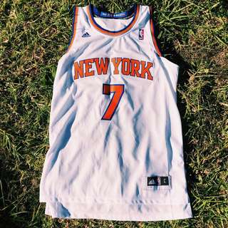 New York Knicks authentic NBA jersey