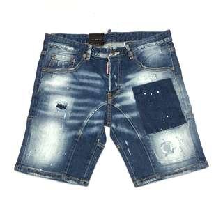Dsq Short Jeans