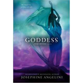 LOOKING FOR GODDESS by Josephine Angelini
