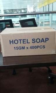 Hotel Soap (400 PCS)
