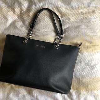Authentic MICHAEL KORS Black Shoulder Bag