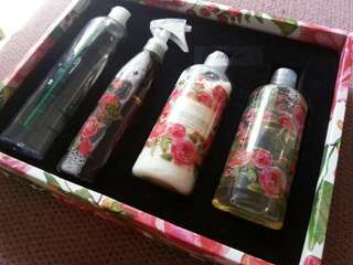 Smriti Change Hair Care Set