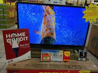 "Kredit led tv sharp 32"". Promo free 1x angsuran"