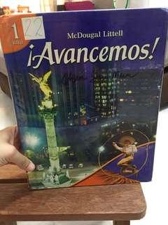 IB Spanish iAvancemos! McDougal Littell