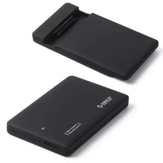 ORICO-2.5寸SATA USB3.0移動硬盤盒(2.5 Inch SATA USB3.0 Hard Drive Enclosure)