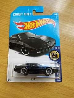 hotwheels K.I.T.T