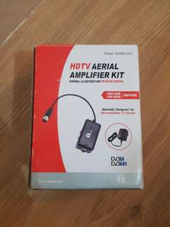 HDTV Aerial Amplifier Kit