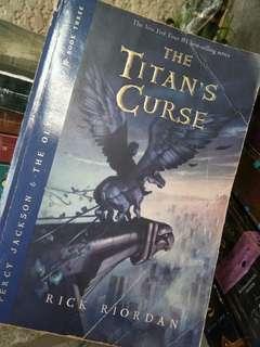 The Titan's Curse / Rick Riordan