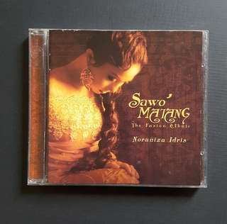 CD Noraniza Idris - Sawo Matang (2004)