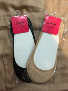 Womens socks for flats