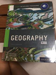 IB Oxford Geography Course Companion
