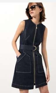 Saturday Club Denim Dress